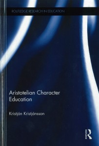 """Aristotelian Character Education"""
